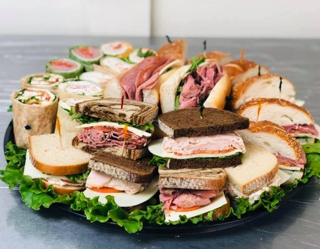 Sandwiches, wraps, Duffy's Catering and Restaurant King of Prussia